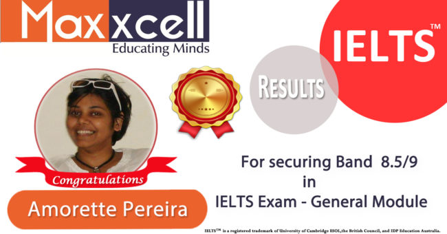 IELTS Coaching Classes in Goa | Study Abroad | Maxxcell Overseas